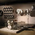 Music video set design